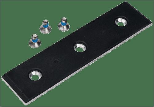 linegrip type-3 rubber plate w 3 screws